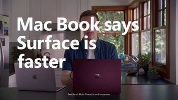 Microsoft Surface TV Spot, 'Meet Mackenzie