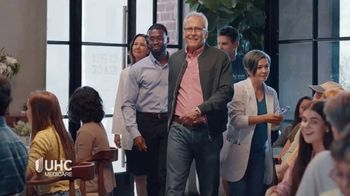 UnitedHealthcare Medicare Complete TV Spot, 'Health Entourage'