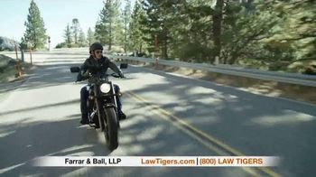 Law Tigers TV Spot, 'We Travel the Same Road'