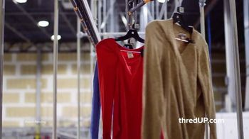 thredUP TV Spot, 'Biggest Closet: 50 Percent' - Thumbnail 1