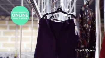 thredUP TV Spot, 'Biggest Closet: 50 Percent' - Thumbnail 3