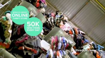 thredUP TV Spot, 'Biggest Closet: 50 Percent' - Thumbnail 4