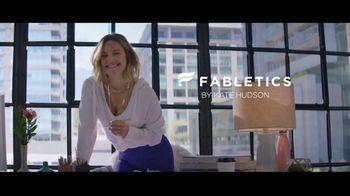 Fabletics.com TV Spot, 'Kate's Edit' - Thumbnail 2