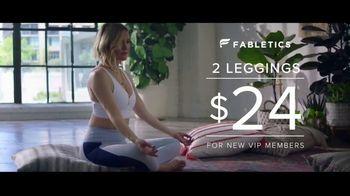 Fabletics.com TV Spot, 'Kate's Edit'