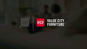 Value City Furniture Labor Day Sale TV Spot, 'Doorbusters Extended: Free Ottoman' - Thumbnail 1