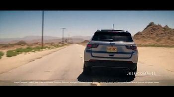 Jeep Labor Day Sales Event TV Spot, 'Compass: Diner' Featuring Jeremy Renner [T2] - 60 commercial airings