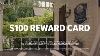 AT&T Internet TV Spot, 'Just OK: Bed & Breakfast Bundle: $100 Reward' - Thumbnail 7