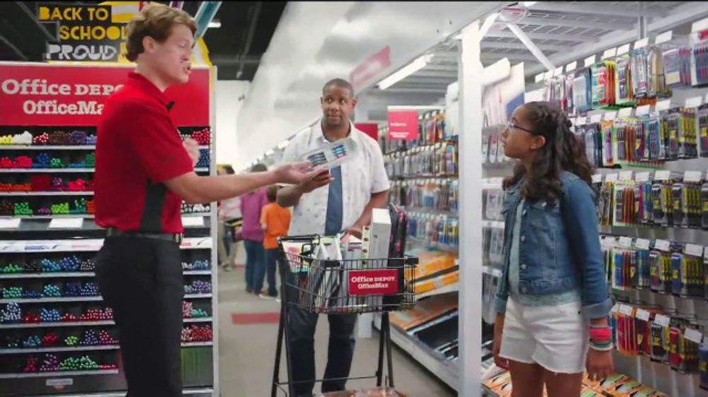 Office Depot TV Commercial, 'Back to School: Some Pens? Get All the Pens: Paper'