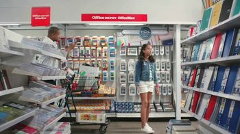 Office Depot TV Spot, 'Back to School: Some Pens? Get All the Pens: Paper' - Thumbnail 1