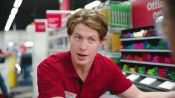 Office Depot TV Spot, 'Back to School: Some Pens? Get All the Pens: Paper' - Thumbnail 5