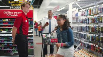 Office Depot TV Spot, 'Back to School: Some Pens? Get All the Pens: Paper' - Thumbnail 6