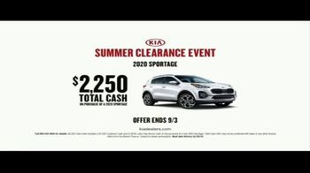 Kia Summer Clearance Event TV Spot, 'Working Hard' [T2] - Thumbnail 7
