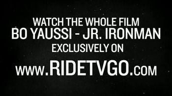 RIDE TV GO TV Spot, 'Bo Yaussi: Junior Ironman' - Thumbnail 9