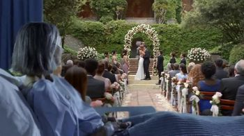 Prevnar 13 TV Spot, 'Don't Miss Out on Life: Wedding'