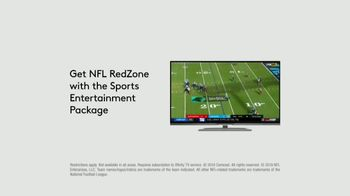 XFINITY Sports Entertainment Package TV Spot, 'NFL RedZone: Sundays Were Made for XFINITY'