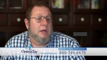 Optima Tax Relief TV Spot, 'Real Life Stories' - Thumbnail 2