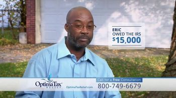 Optima Tax Relief TV Spot, 'Real Life Stories' - Thumbnail 5