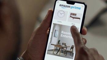 Amazon Prime TV Spot, 'Room to Entertain' Song by Jeffrey Osborne - Thumbnail 2