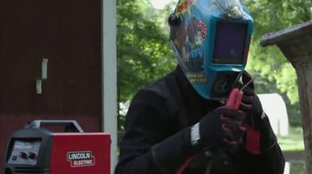 Lincoln Electric Power Mig 140 MP TV Spot, 'The Welder to Have if You Can Only Have One' - Thumbnail 3
