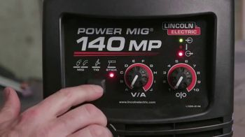 Lincoln Electric Power Mig 140 MP TV Spot, 'The Welder to Have if You Can Only Have One' - Thumbnail 5
