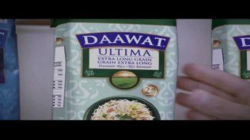 Daawat Ultima Extra Long Grain Rice TV Spot, 'Perfect Presentation' - Thumbnail 1