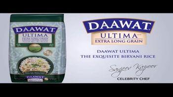 Daawat Ultima Extra Long Grain Rice TV Spot, 'Perfect Presentation' - Thumbnail 6