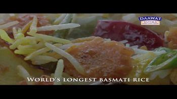 Daawat Ultima Extra Long Grain Rice TV Spot, 'Perfect Presentation'