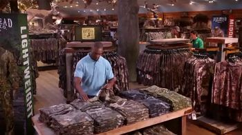 Cabela's and Bass Pro Shops Gear-Up Sale TV Spot, 'It's Your Season: Summer Is Over' - Thumbnail 9