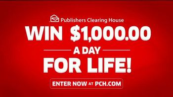 Publishers Clearing House TV Spot, 'Win $1,000 a Day for Life' Featuring Steve Harvey - Thumbnail 5