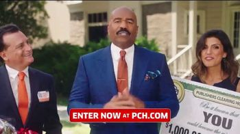 Publishers Clearing House TV Spot, 'Win $1,000 a Day for Life' Featuring Steve Harvey - Thumbnail 1