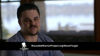 Wounded Warrior Project TV Spot, 'Never Forget' - Thumbnail 8