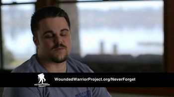 Wounded Warrior Project TV Spot, 'Never Forget' - Thumbnail 1
