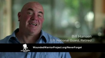 Wounded Warrior Project TV Spot, 'Never Forget' - Thumbnail 2