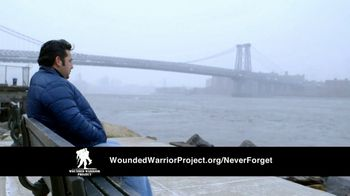 Wounded Warrior Project TV Spot, \'Never Forget\'