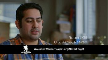 Wounded Warrior Project TV Spot, 'Never Forget' - Thumbnail 4