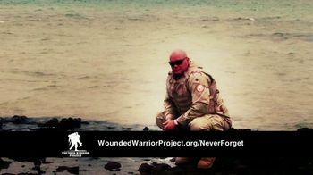 Wounded Warrior Project TV Spot, 'Never Forget' - Thumbnail 5