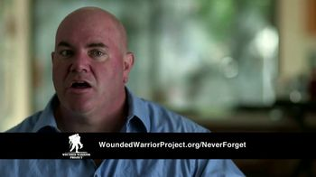 Wounded Warrior Project TV Spot, 'Never Forget' - Thumbnail 6