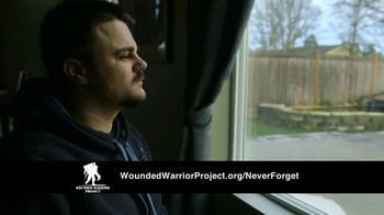 Wounded Warrior Project TV Spot, 'Never Forget' - Thumbnail 7