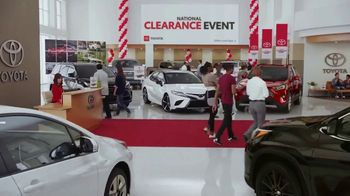 Toyota National Clearance Event TV Spot, 'Most Popular Models' [T2] - Thumbnail 7