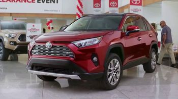 Toyota National Clearance Event TV Spot, 'Most Popular Models' [T2] - Thumbnail 4