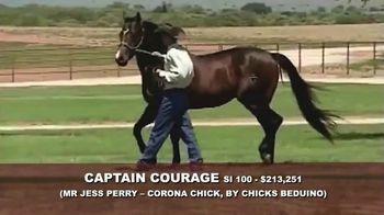 6666 Ranch TV Spot, 'Captain Courage' - Thumbnail 3