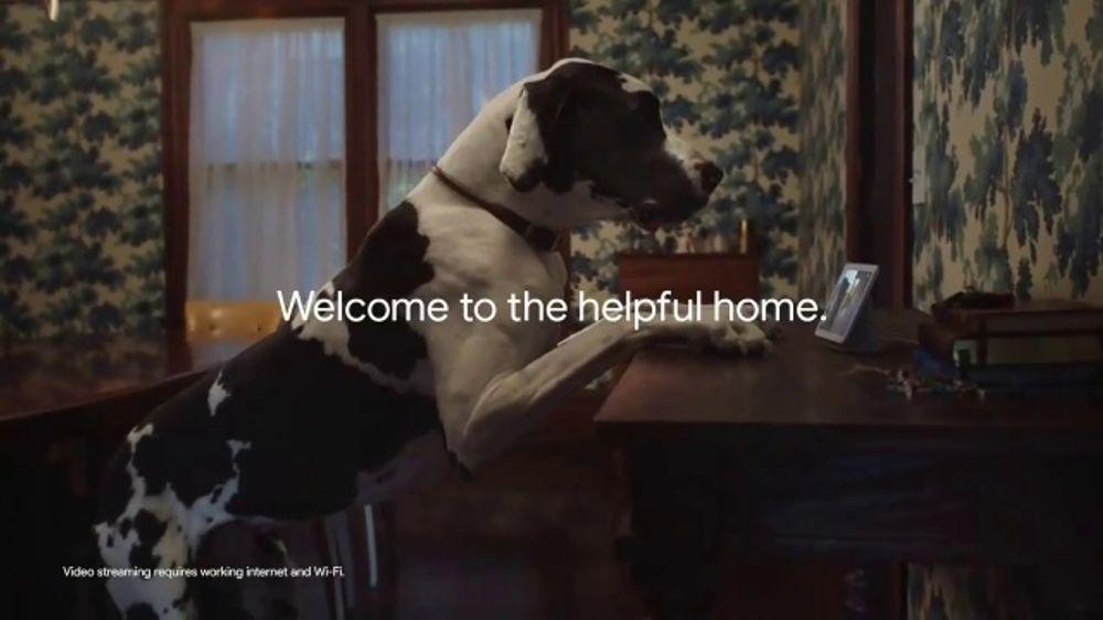 Google Nest Hub TV Commercial, 'Animals' - Video