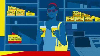 Café Bustelo TV Spot, 'Estuvo aqui' canción de HiFi Project [Spanish]