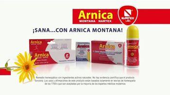 Arnica Montana Nartex TV Spot, 'Natural' [Spanish] - Thumbnail 9