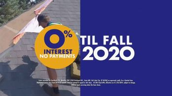 1-800-HANSONS Hottest Roofing Sale of the Summer TV Spot, 'Hail Resistance Roofing' - Thumbnail 3