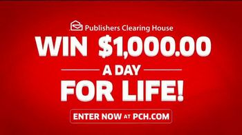 Publishers Clearing House TV Spot, 'Win $1,000 a Day for Life: Big Check' Featuring Steve Harvey - Thumbnail 9
