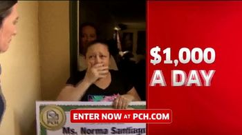 Publishers Clearing House TV Spot, 'Win $1,000 a Day for Life: Big Check' Featuring Steve Harvey - Thumbnail 5