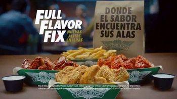Wingstop Full Flavor Fix TV Spot, 'Donde la noche encuentra su sabor' [Spanish] - Thumbnail 10