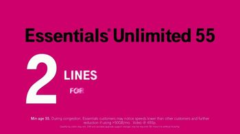 T-Mobile Essentials Unlimited 55 TV Spot, 'Even Better Deal' - Thumbnail 8