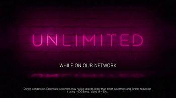 T-Mobile Essentials Unlimited 55 TV Spot, 'Even Better Deal' - Thumbnail 4